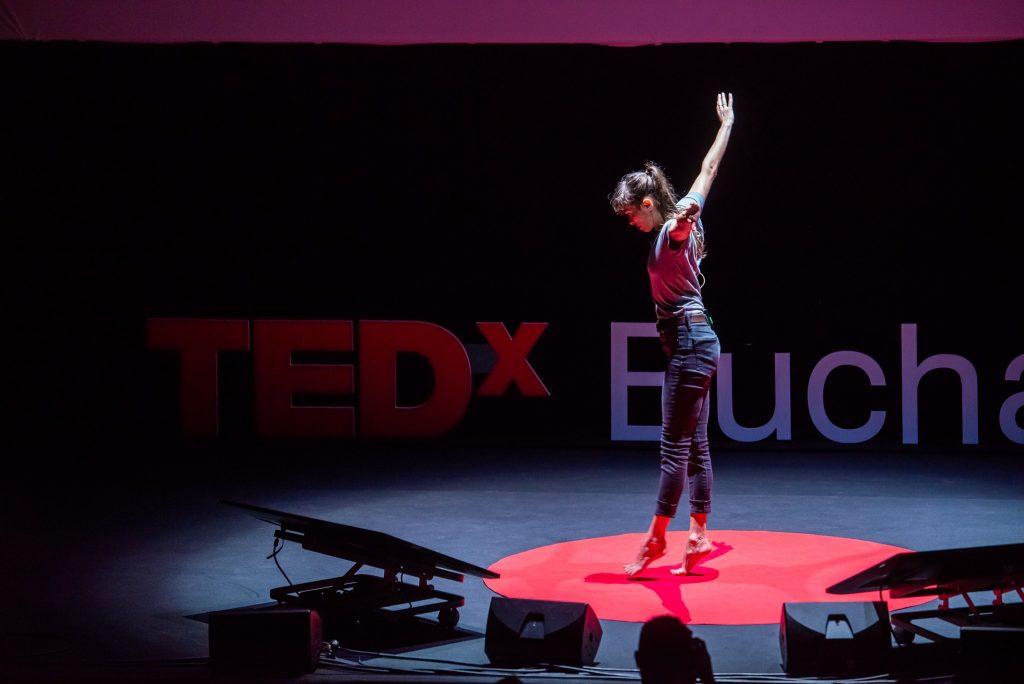 Ana Maria Lucaciu TedxBucharest