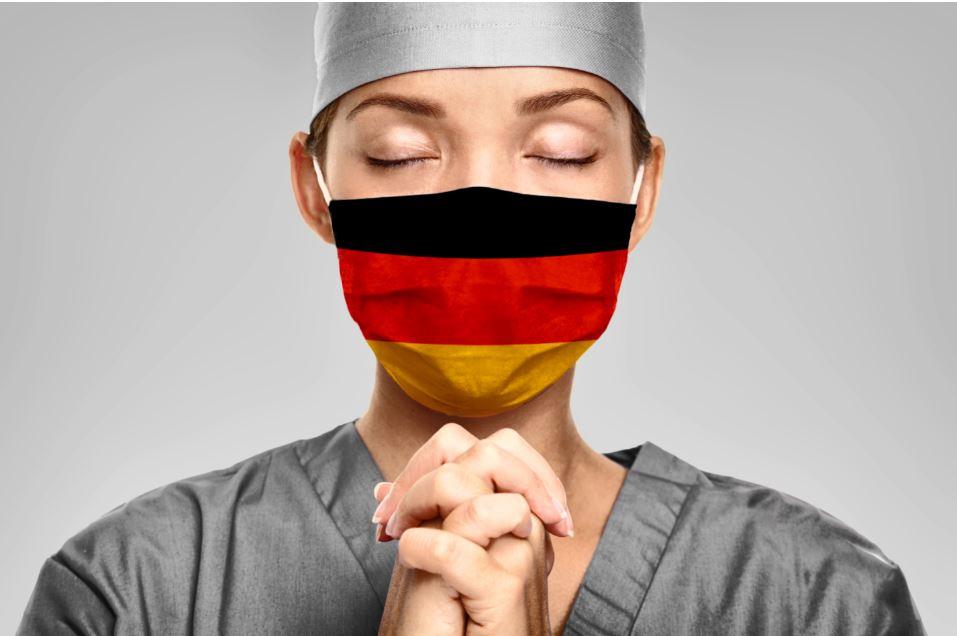 Germania pandemie