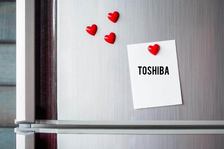 Toshiba editat