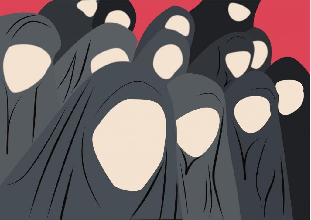 femeie burka 1